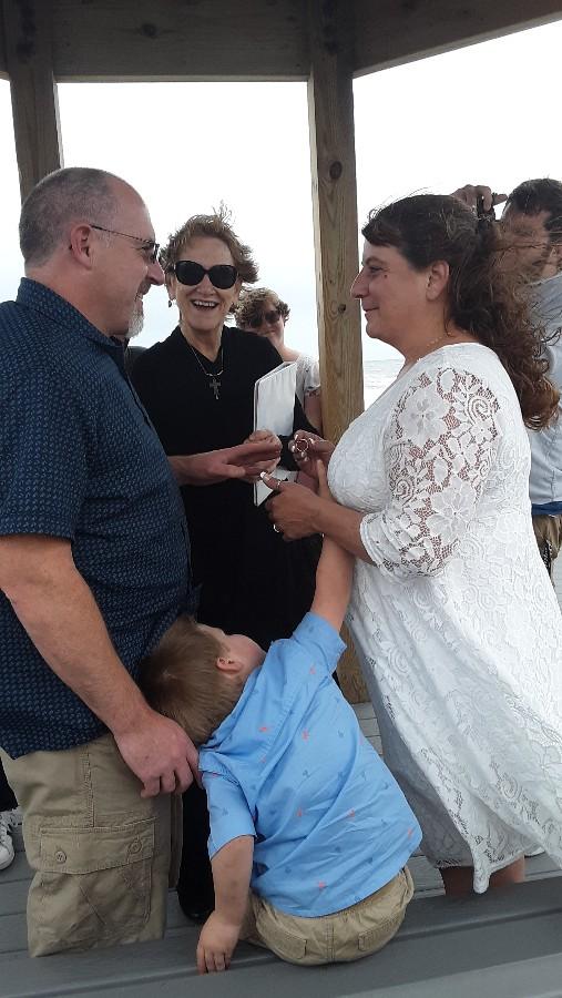 Hollie and Doug Wedding Outer Banks