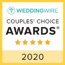 Rev. Barbara Mulford 2020 Wedding Wire Couples Choice Award Winner