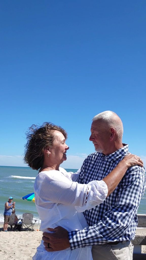 Outer-Banks-Wedding-Officiant-Eric-and-Judy-1